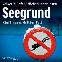 Volker Klüpfel: Seegrund, 3 CDs