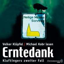 Volker Klüpfel: Erntedank, 3 CDs