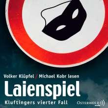 Volker Klüpfel: Laienspiel, 3 CDs
