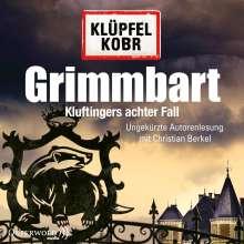 Volker Klüpfel: Grimmbart, 10 CDs