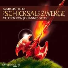 Markus Heitz: Das Schicksal der Zwerge, 10 CDs