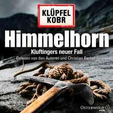 Volker Klüpfel: Himmelhorn, 12 CDs