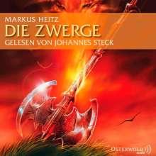 Markus Heitz: Die Zwerge, 11 CDs