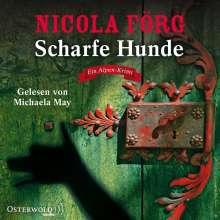Nicola Förg: Scharfe Hunde, 5 CDs