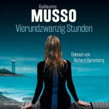 Guillaume Musso: Vierundzwanzig Stunden, 5 CDs