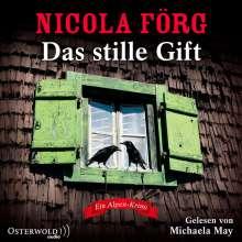 Nicola Förg: Das stille Gift, 5 CDs