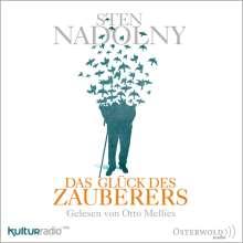 Sten Nadolny: Das Glück des Zauberers, 8 CDs