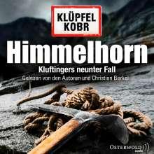Volker Klüpfel: Himmelhorn, 2 CDs