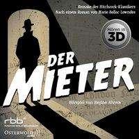 Marie Belloc Lowndes: Der Mieter, CD
