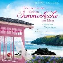 Jenny Colgan: Hochzeit in der kleinen Sommerküche am Meer (Floras Küche 2), 2 CDs