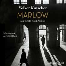 Volker Kutscher: Marlow, 2 CDs