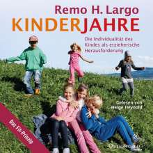 Remo H.Largo: Kinderjahre, 2 MP3-CDs