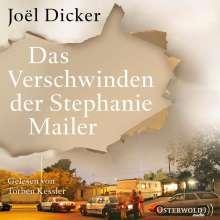 Joël Dicker: Das Verschwinden der Stephanie Mailer, CD