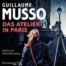 Guillaume Musso: Das Atelier in Paris, 6 CDs