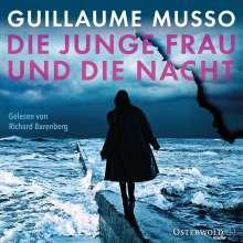 Guillaume Musso: Die junge Frau und die Nacht, 2 CDs