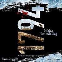 Niklas Natt Och Dag: 1794 (Winge und Cardell ermitteln 2), MP3-CD