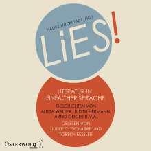 LiES. Literatur in Einfacher Sprache, 3 CDs
