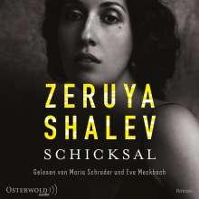 Zeruya Shalev: Schicksal, 8 CDs