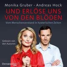 Monika Gruber: Und erlöse uns von den Blöden, CD