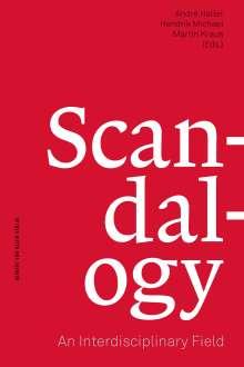 Scandalogy: An Interdisciplinary Field, Buch