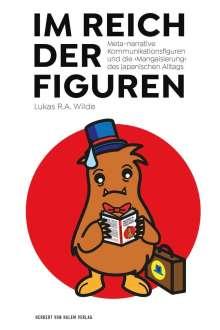 Lukas R. A. Wilde: Im Reich der Figuren, Buch