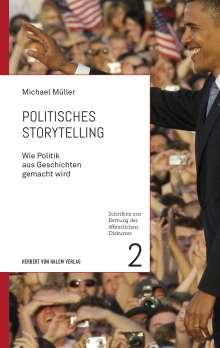 Michael Müller: Politisches Storytelling, Buch