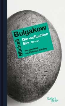 Michail Bulgakow: Die verfluchten Eier, Buch