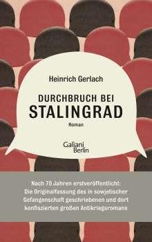 Heinrich Gerlach: Durchbruch bei Stalingrad, Buch