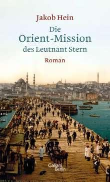 Jakob Hein: Die Orient-Mission des Leutnant Stern, Buch