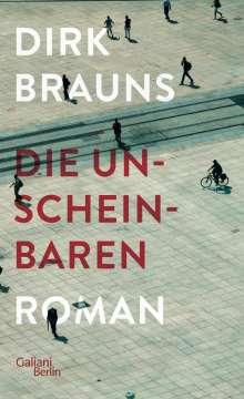 Dirk Brauns: Die Unscheinbaren, Buch