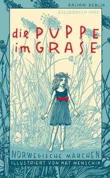 Kat Menschik: Die Puppe im Grase, Buch