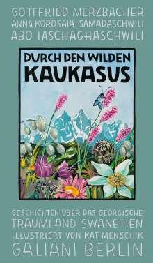 Durch den wilden Kaukasus, Buch