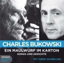 Charles Bukowski: Ein Maulwurf im Karton, CD