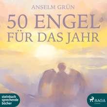 Anselm Grün: 50 Engel für das Jahr, MP3-CD