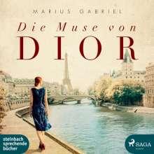 Marius Gabriel: Die Muse von Dior, 2 CDs