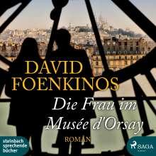 Die Frau Im Musée D'Orsay, MP3-CD