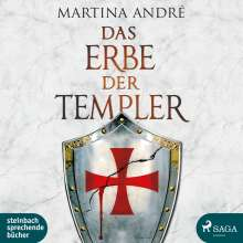 Das Erbe Der Templer, 3 MP3-CDs