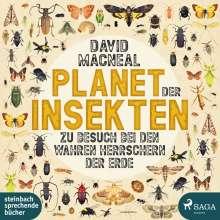 David MacNeal: Planet der Insekten, 2 Diverse