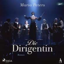 Die Dirigentin, 2 MP3-CDs