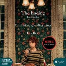 The Ending, MP3-CD