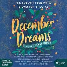 Jennifer Benkau: December Dreams. Ein Adventskalender, 2 Diverse