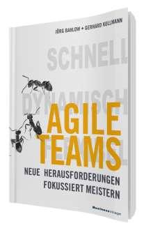 Jörg Bahlow: Agile Teams, Buch