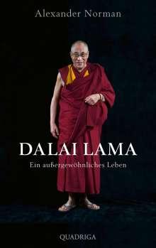 Alexander Norman: Dalai Lama. Ein außergewöhnliches Leben, Buch