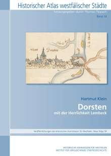 Hartmut Klein: Dorsten, Buch