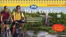 Hase-Ems-Tour 1 : 50 000. Radwanderkarte, Diverse