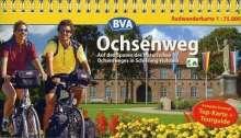Ochsenweg. Radwanderkarte 1 : 75 000, Diverse