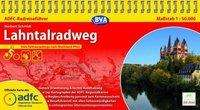 Norbert Schmidt: ADFC Radreiseführer Lahntalradweg 1 : 50 000, Diverse