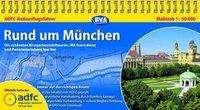 Herbert Rauch: ADFC Radausflugsführer Rund um München 1 : 50 000. Biergartenradeltouren, Diverse