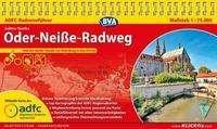 Sabine Kostka: ADFC-Radreiseführer Oder-Neiße-Radweg, Diverse