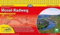 Otmar Steinbicker: ADFC-Radreiseführer Mosel-Radweg 1 : 50.000, Buch